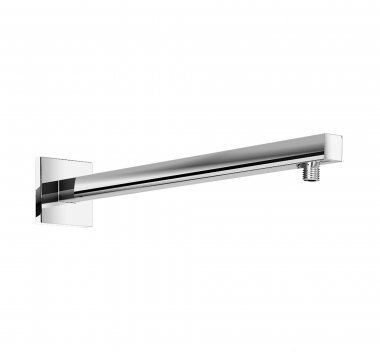 400mm Square Wall Mounted Shower Arm - Basic Range