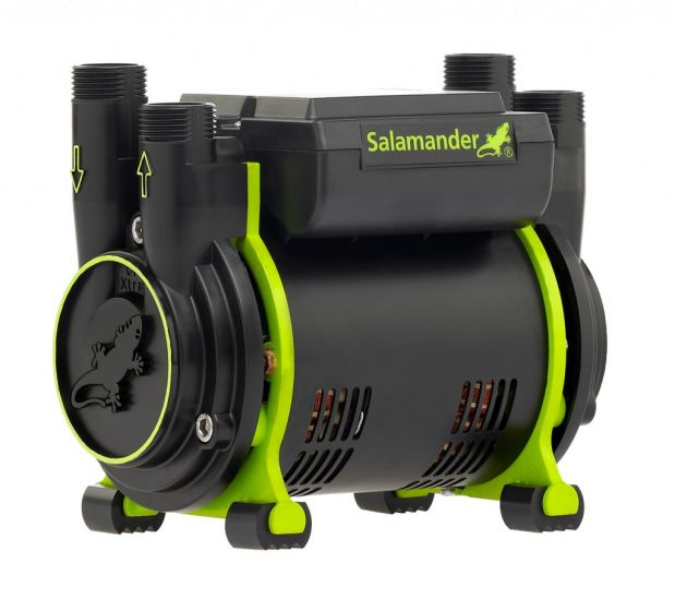 Salamander CT 50 Xtra - 1.5 Bar Twin Shower Pump