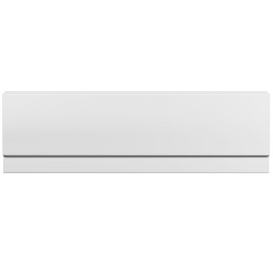 1800x510mm Bath Front Panel - White