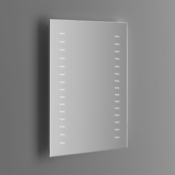 500x700mm Galactic LED Mirror - Battery Operated