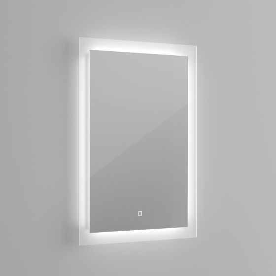700x500mm Orion Illuminated LED Mirror - Switch Control