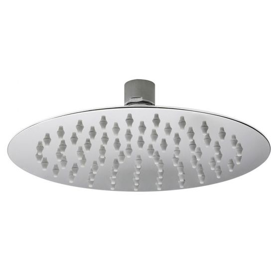 Hudson Reed - 200mm Round Fixed Shower Head - A3082