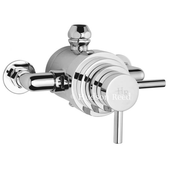 Hudson Reed Tec Dual Exposed Thermostatic Shower Valve - A3192E