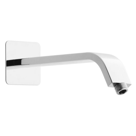 Hudson Reed - Wall Mounted Shower Arm - 268mm Length - ARM34