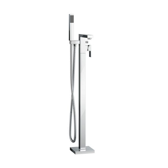 Canim Freestanding Bath Mixer Tap with Hand Held Shower Head