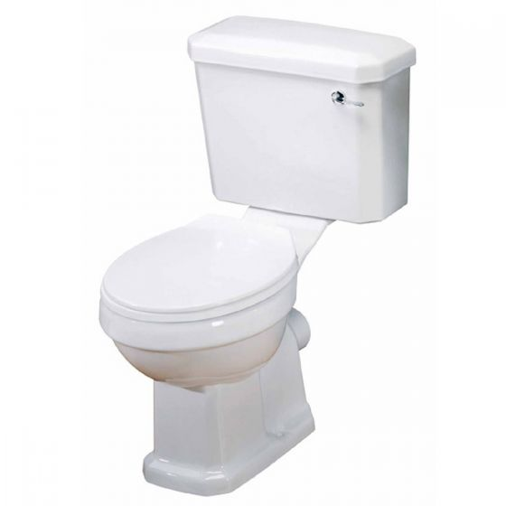 Premier Carlton Traditional Toilet with Seat