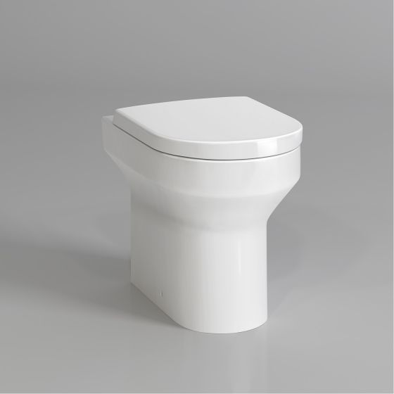 Cesar III Back to Wall Toilet