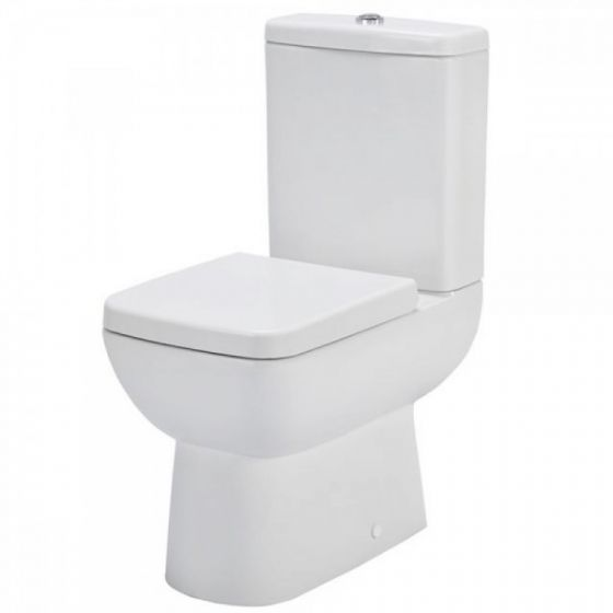 Premier Ambrose Compact Toilet with Soft Close Seat