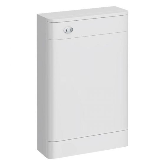 Monza Back to Wall WC Unit W550 x D200mm - White - FPA007
