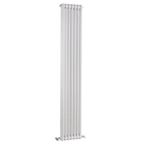 Premier - Regency 2 Column Radiator - 1800 x 335mm - White - MTY070