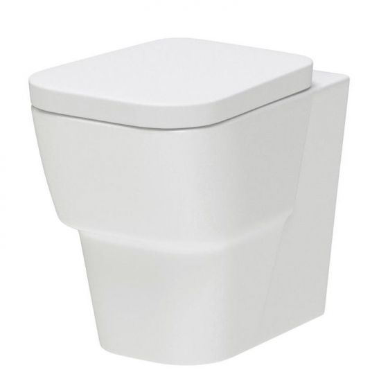 Premier - Cambria Back To Wall Pan with Soft Close Seat - CCA005