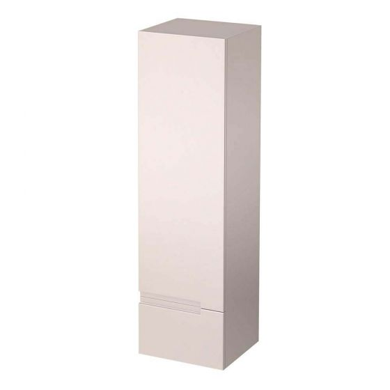 Urban 400mm Wall Hung Tall Unit - Cashmere