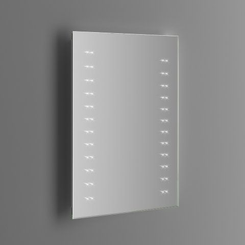 390x500mm Galactic LED Mirror - Battery Operated