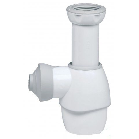 Wirquin Universal Telescopic Basin & Sink All In One Bottle Trap