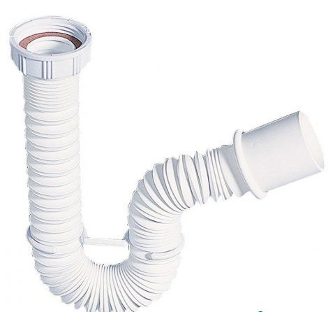 """Wirquin 1.25"""" Extendable Trap For Basin & Sink Waste"""